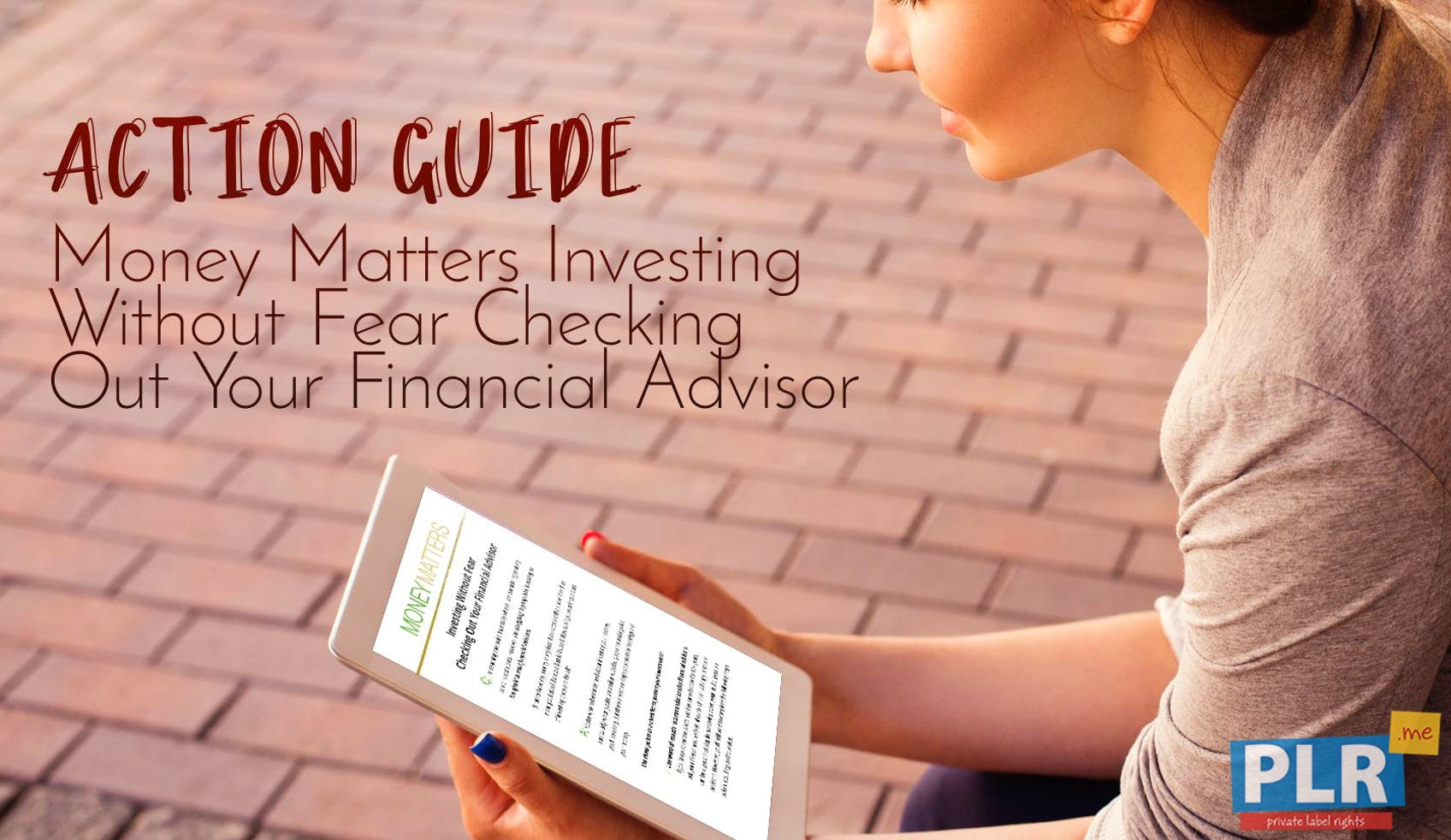 Money Matters Investing Without Fear Checking Out Your Financial Advisor