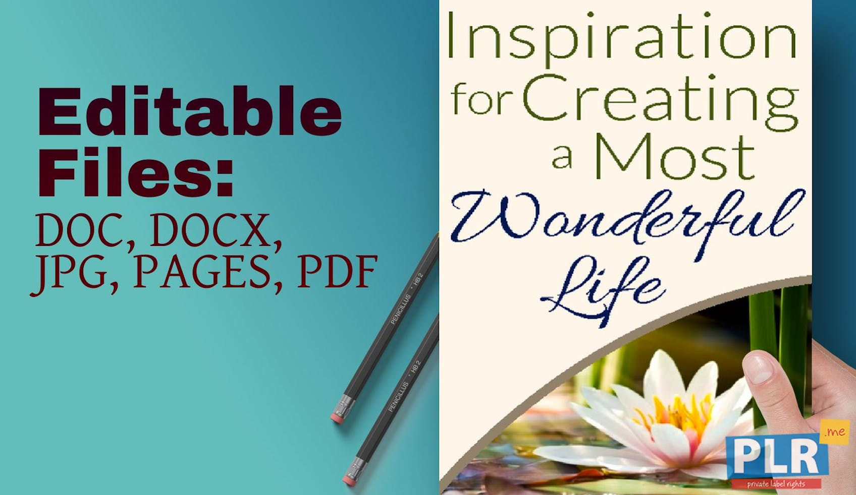 Inspiration For Creating A Most Wonderful Life