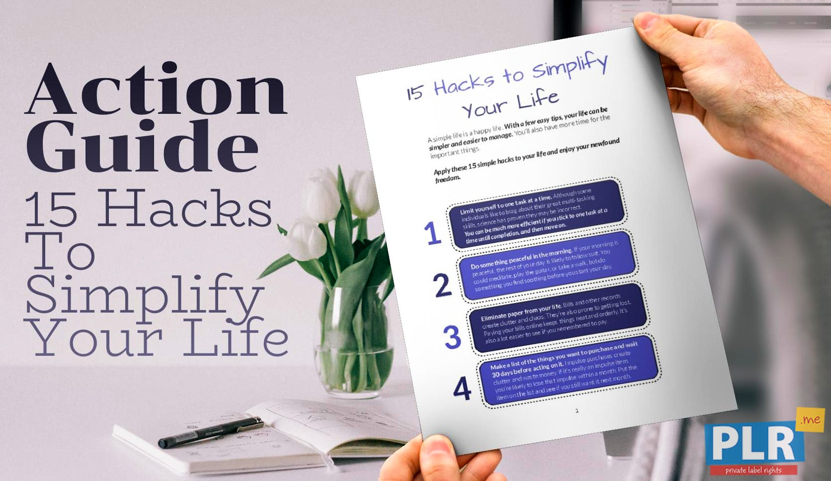 15 Hacks To Simplify Your Life