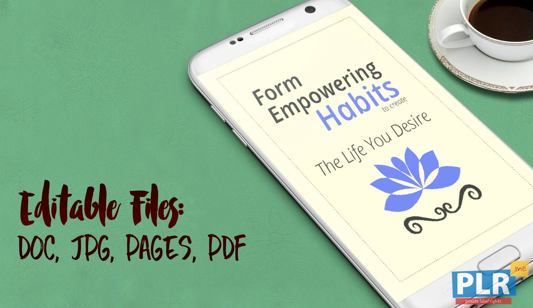 Form Empowering Habits To Create The Life You Desire