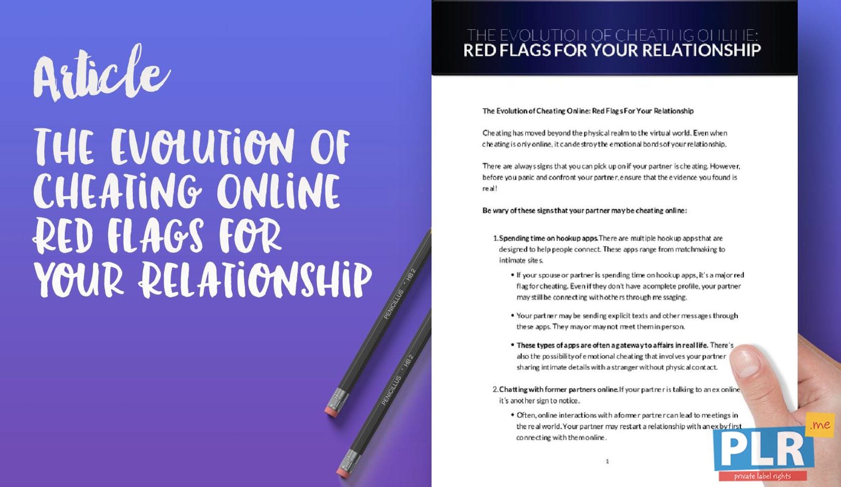 The Evolution Of Cheating Online Red Flags For Your Relationship