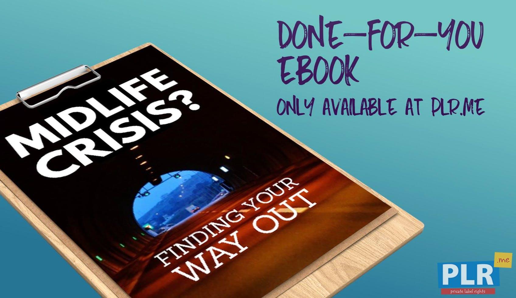 Midlife Crisis Finding Your Way Out