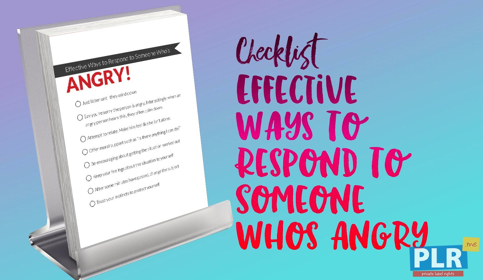 Effective Ways To Respond To Someone Whos Angry