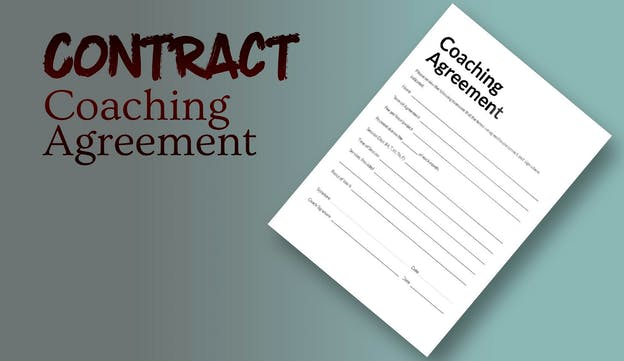 Plr Contracts Coaching Agreement Plr