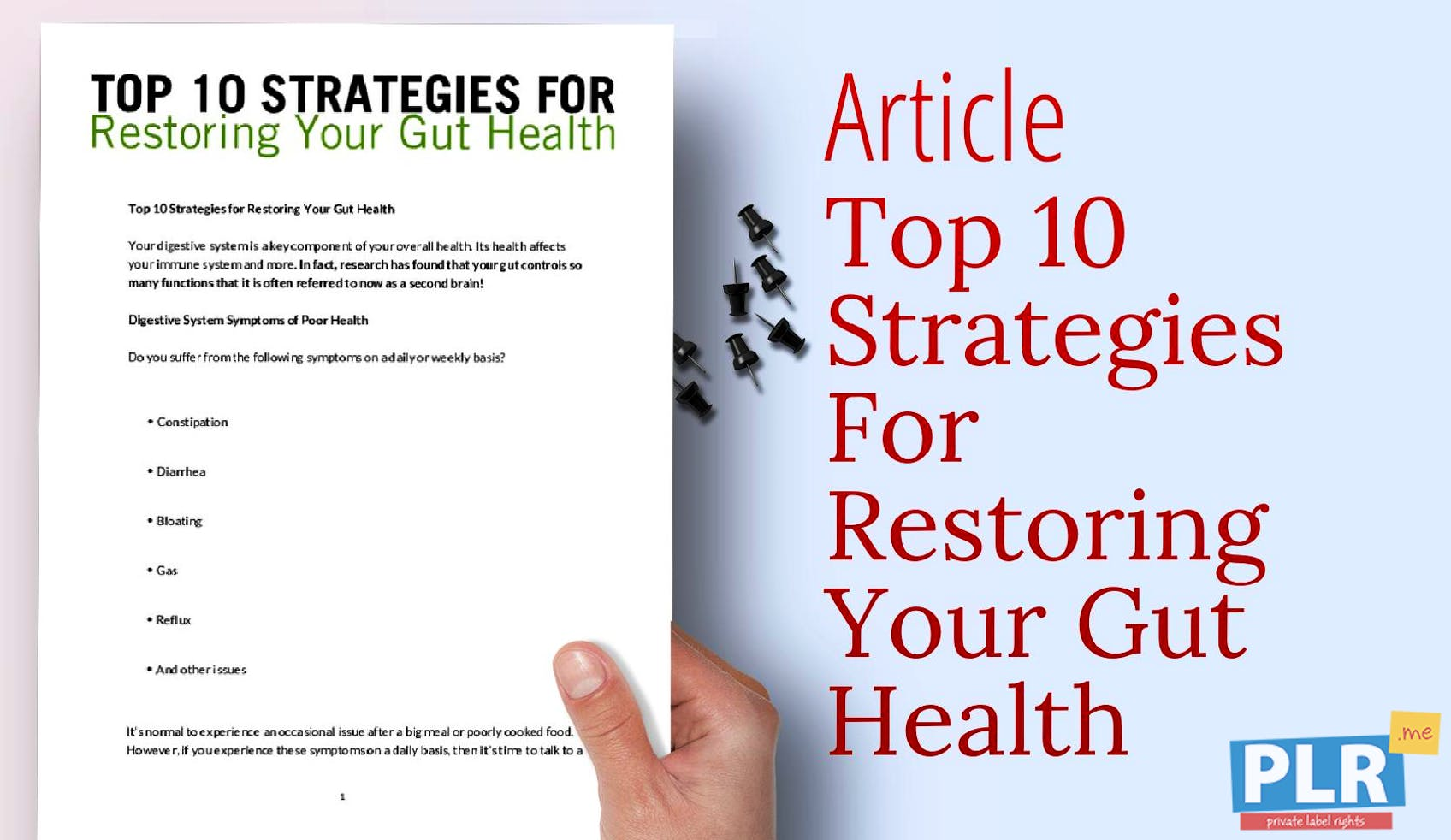 Top 10 Strategies For Restoring Your Gut Health