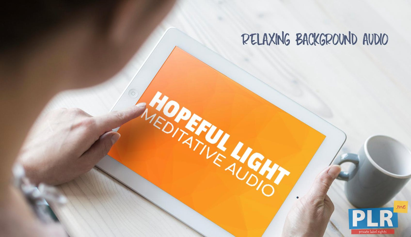 Hopeful Light - Meditative Audio