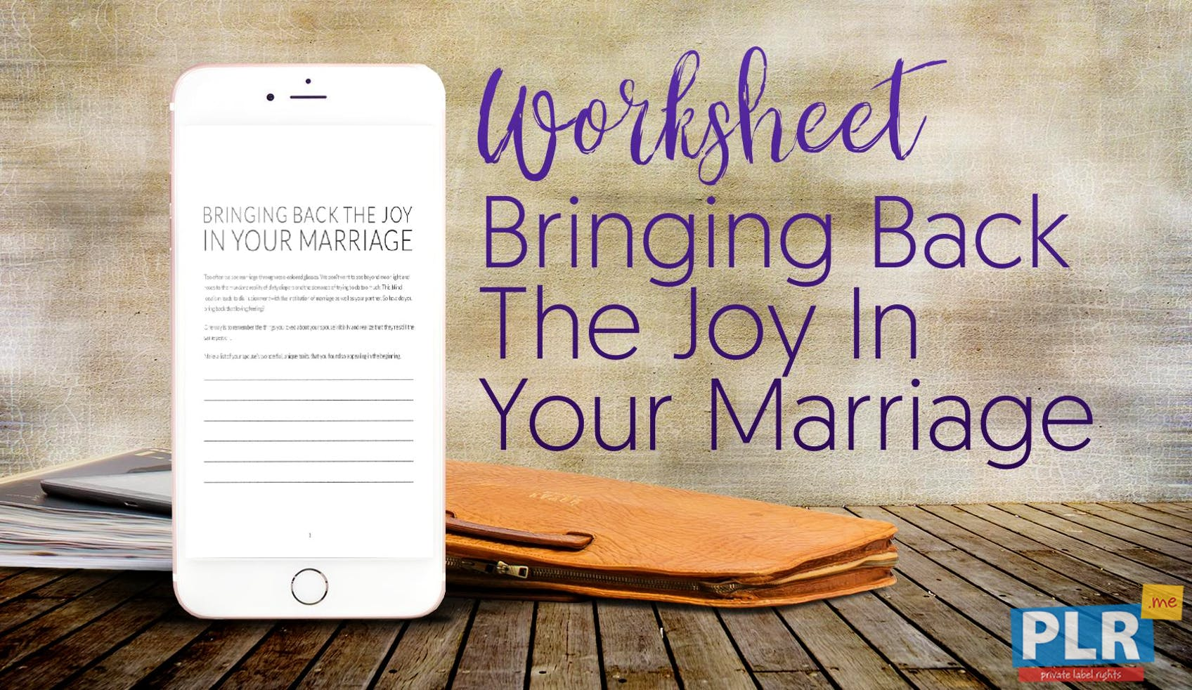 Bringing Back The Joy In Your Marriage