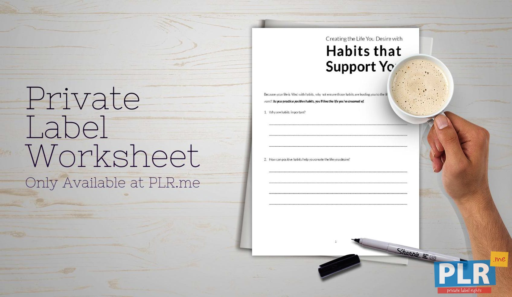 Creating The Life You Desire With Habits That Support You