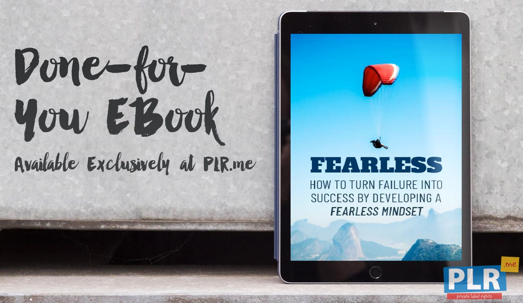 Fearless How To Turn Failure Into Success