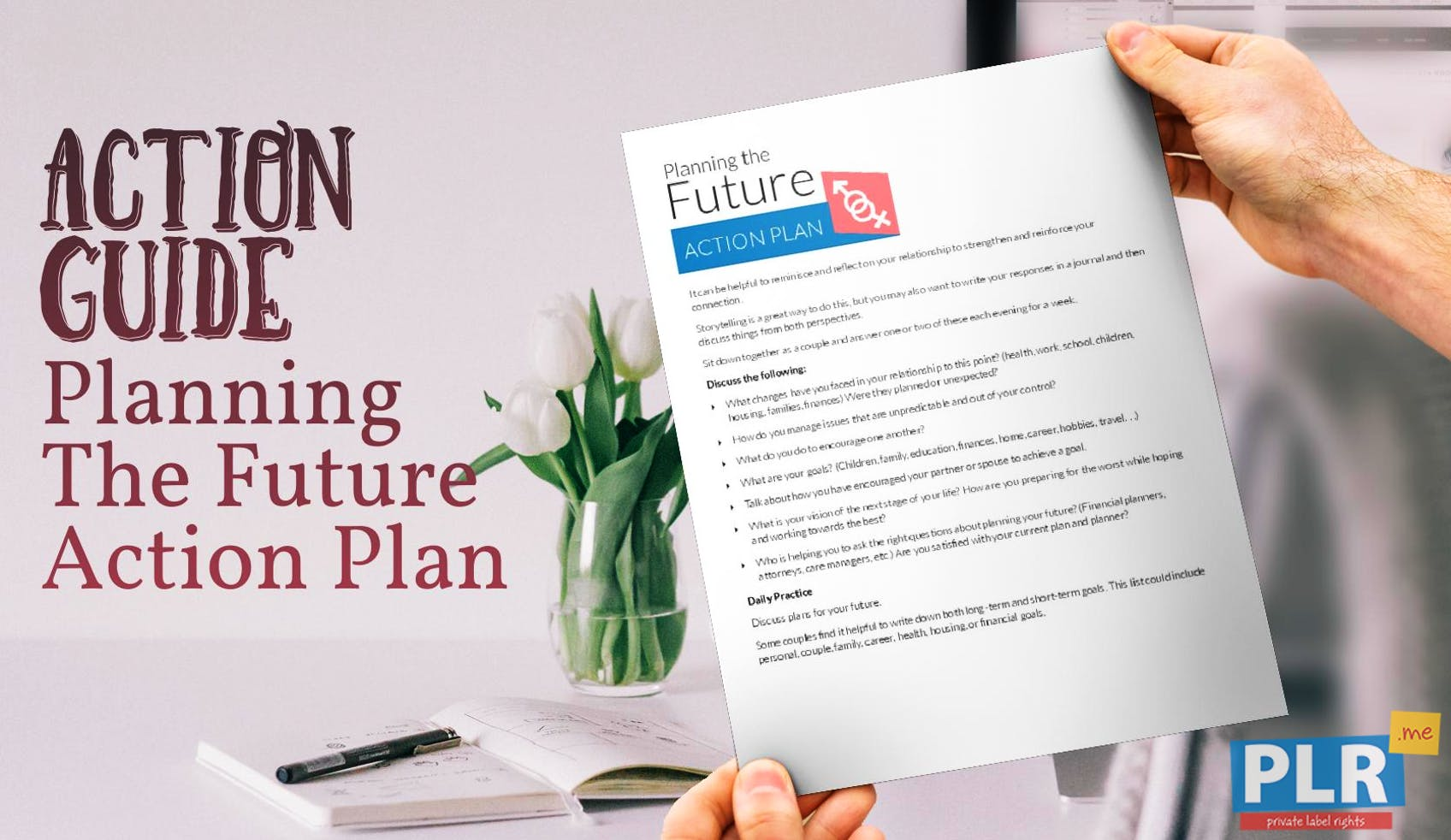 Planning The Future Action Plan