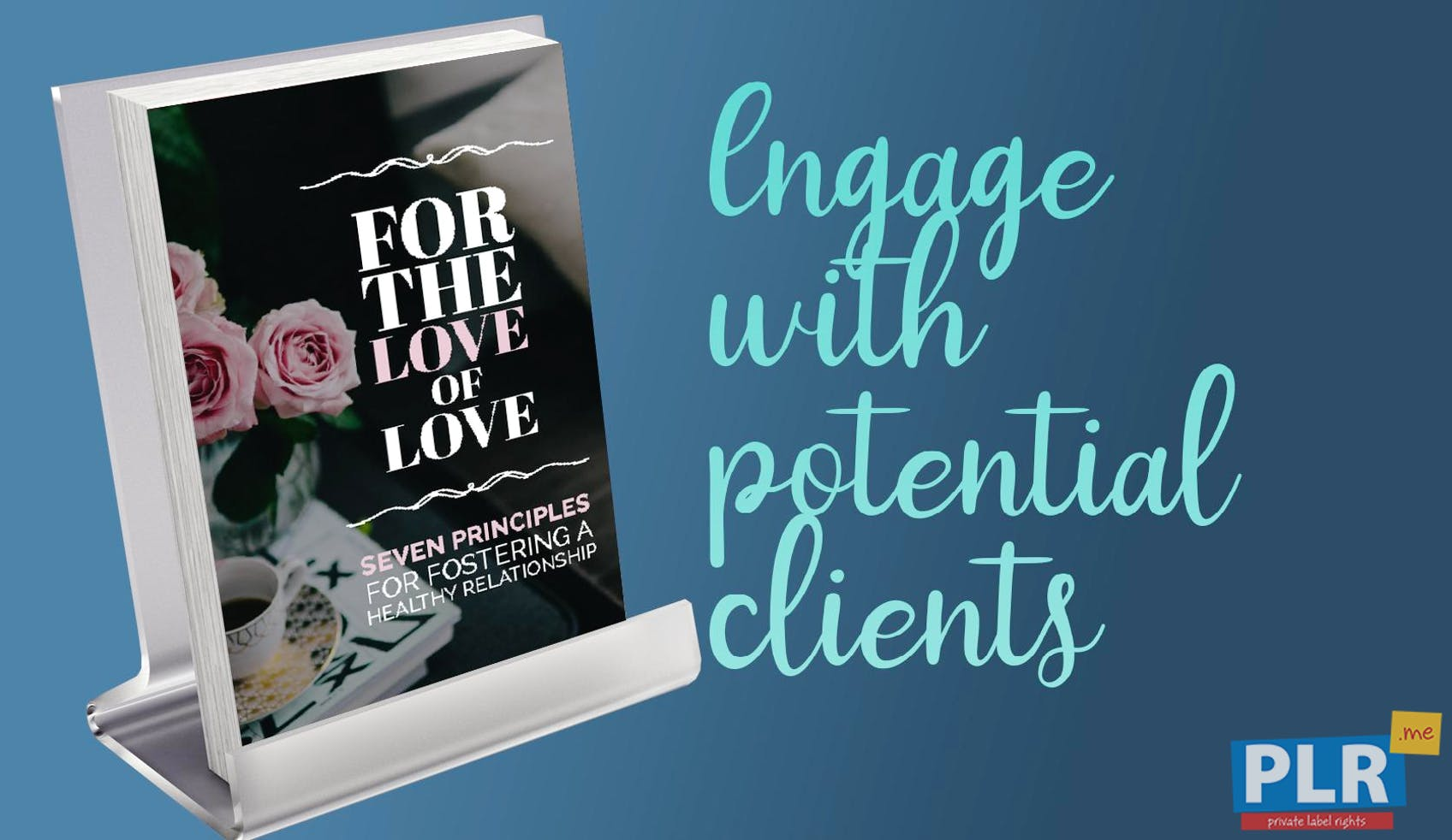 For The Love Of Love Seven Principles For Fostering A Healthy Relationship
