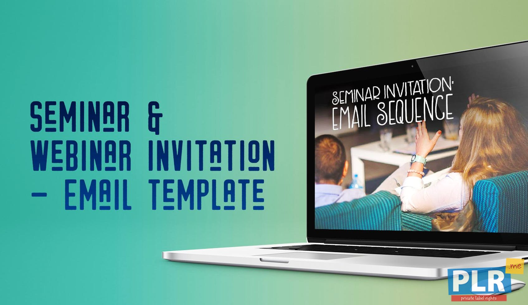 Seminar And Webinar Invitation Email Template