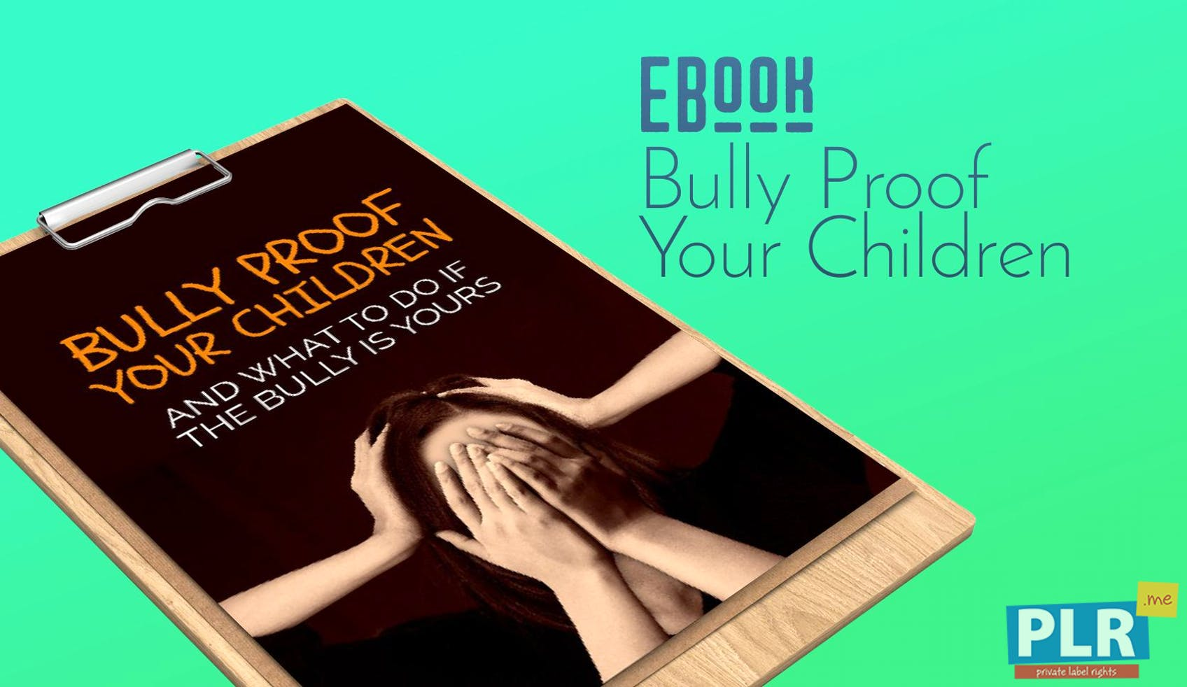 Bully Proof Your Children