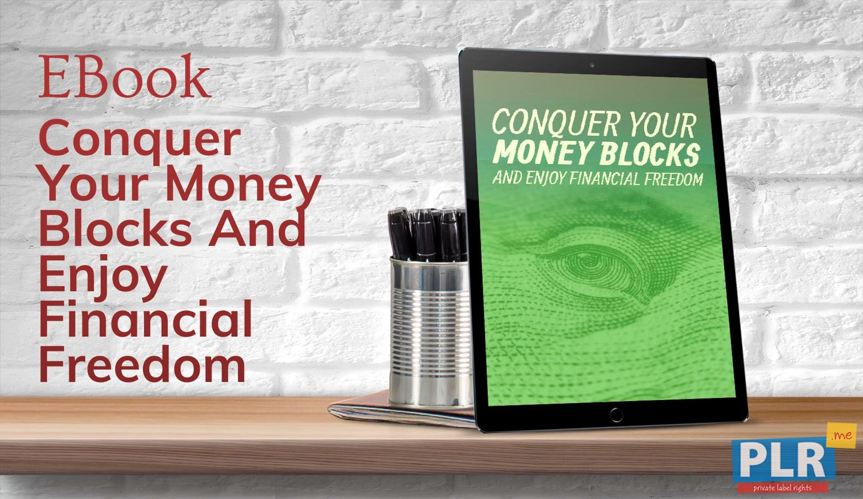 Conquer Your Money Blocks And Enjoy Financial Freedom