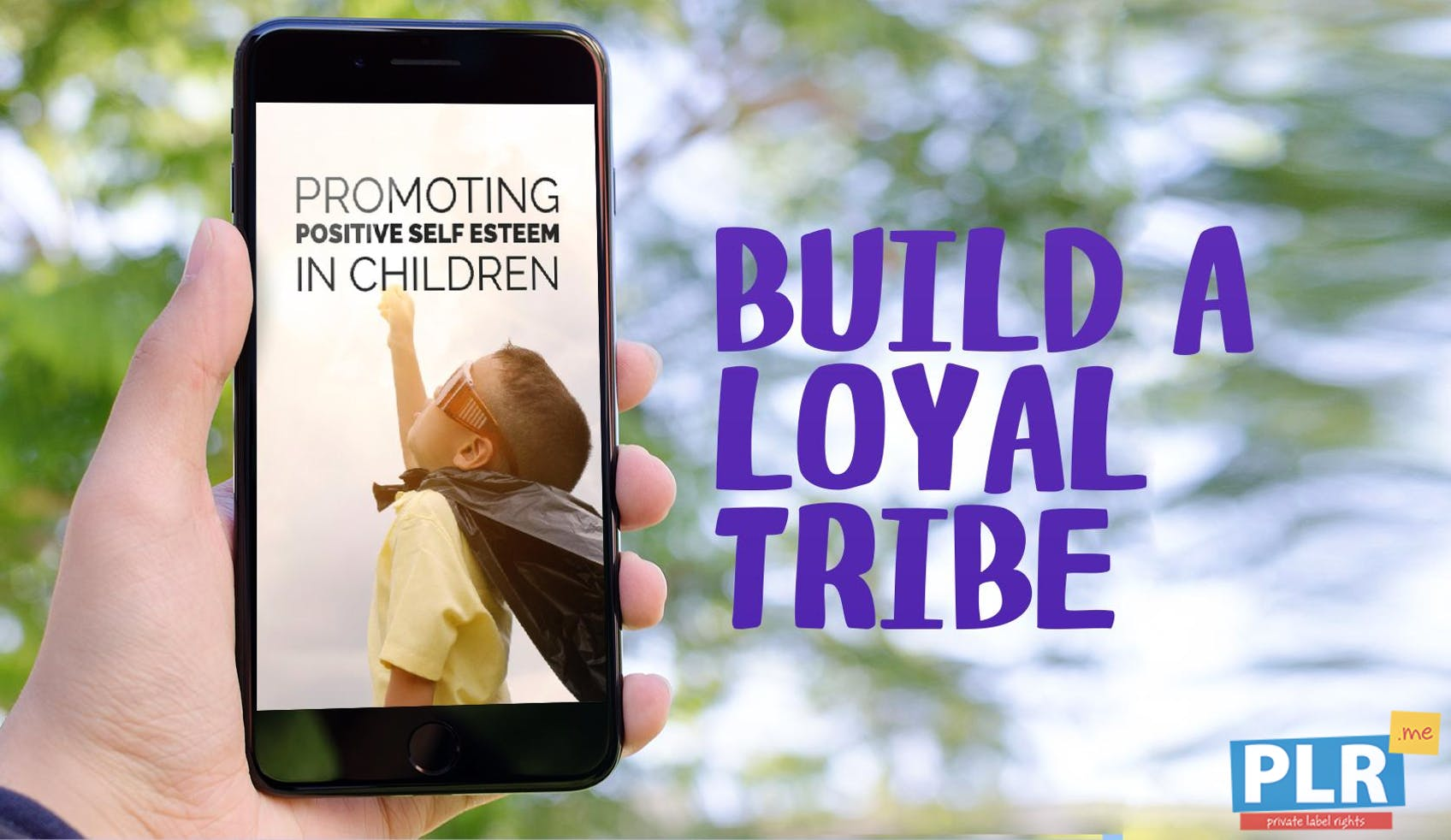 Promoting Positive Self Esteem In Children