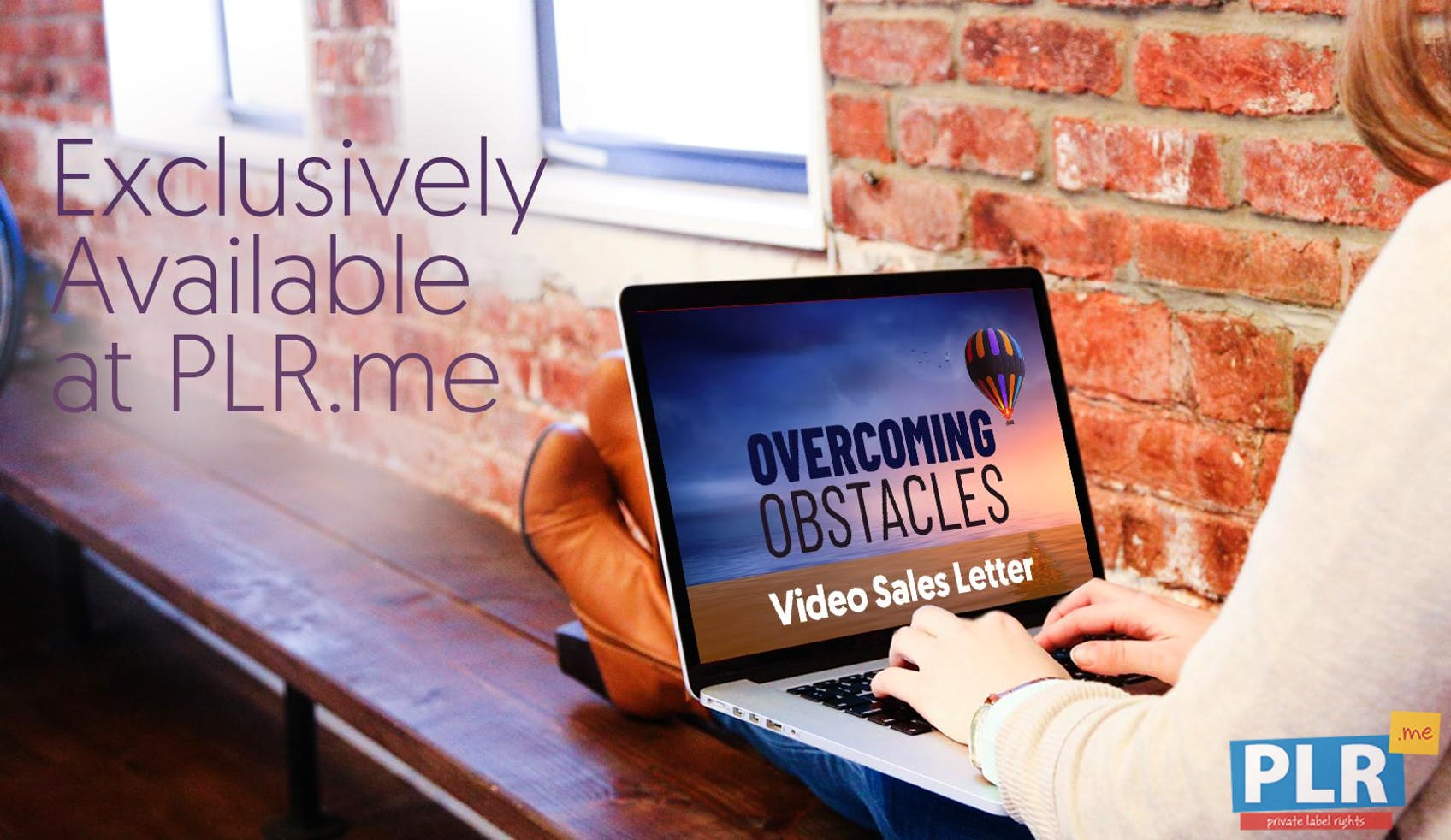 Overcoming Obstacles - Video Sales Letter Slides
