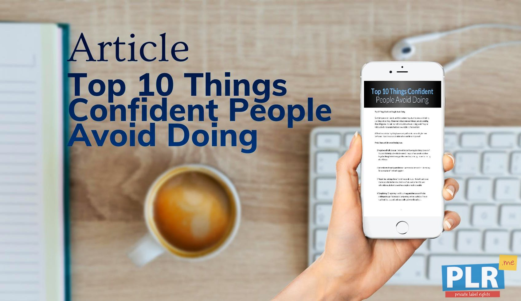 Top 10 Things Confident People Avoid Doing
