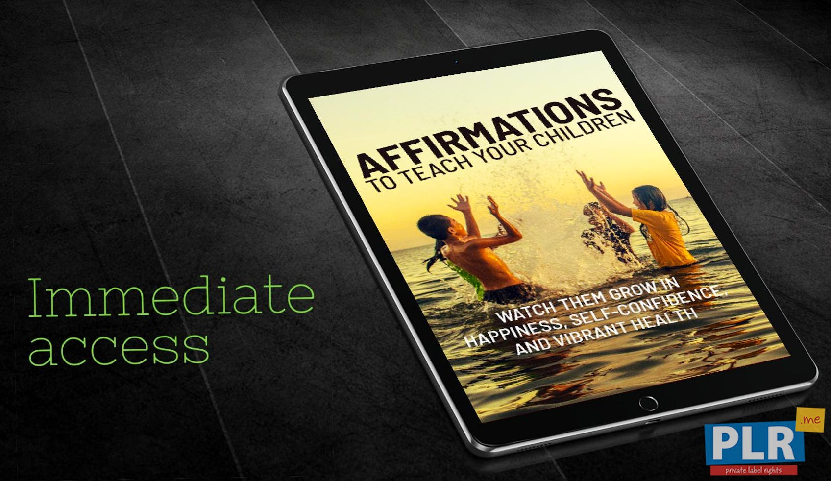 Affirmations To Teach Your Children Watch Them Grow In Happiness Self Confidence And Vibrant Health