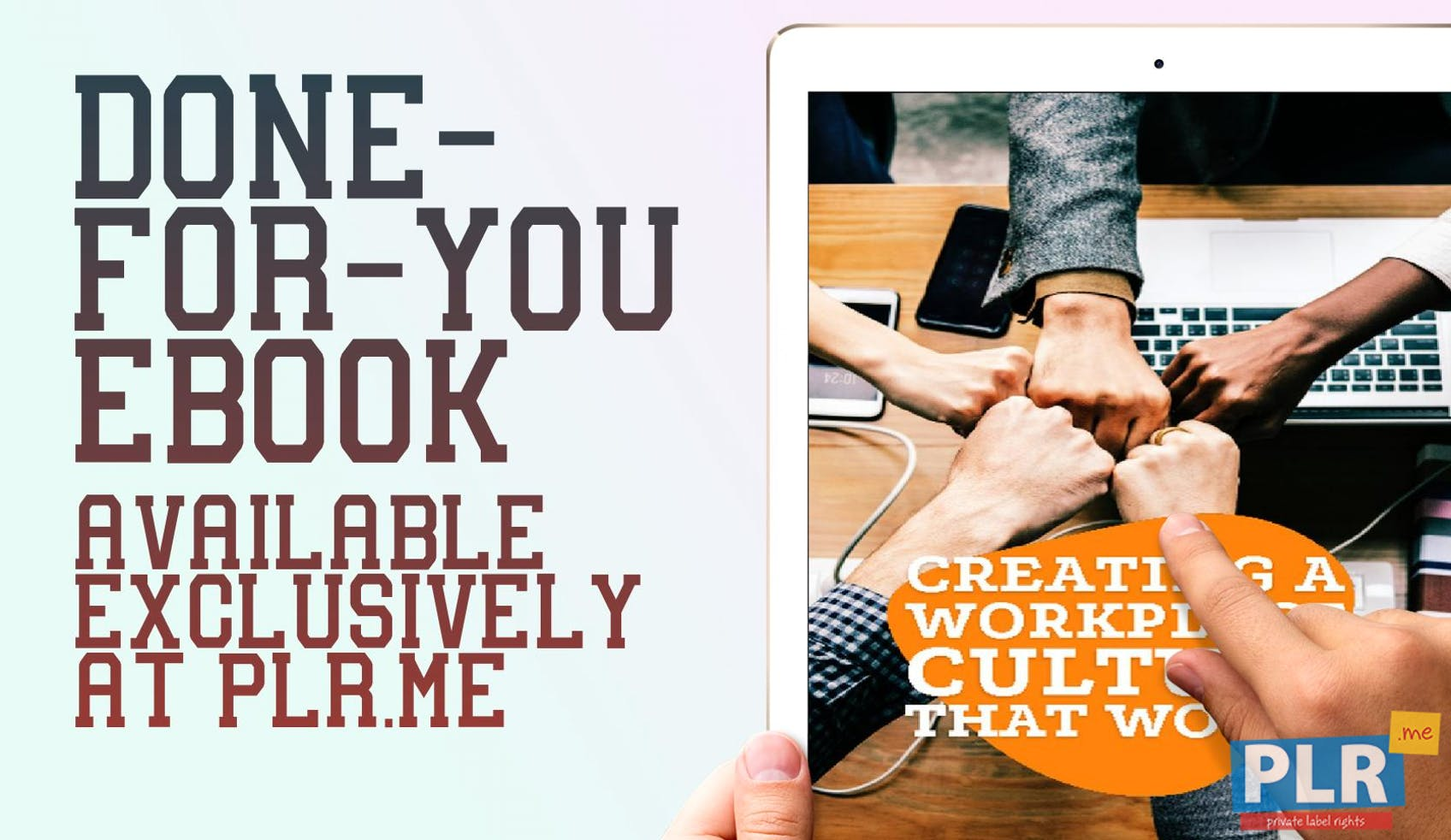 Creating A Workplace Culture That Works