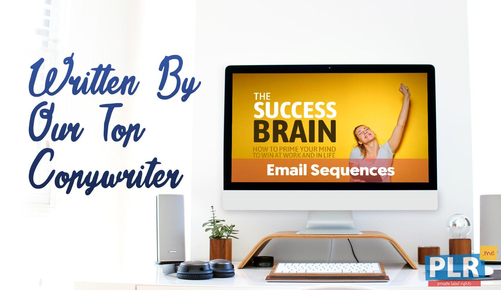 The Success Brain: SMART Goals And Healthy Habits - Email Sequence