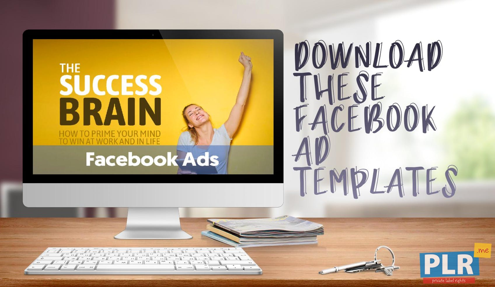 The Success Brain: SMART Goals And Healthy Habits - Facebook Ads