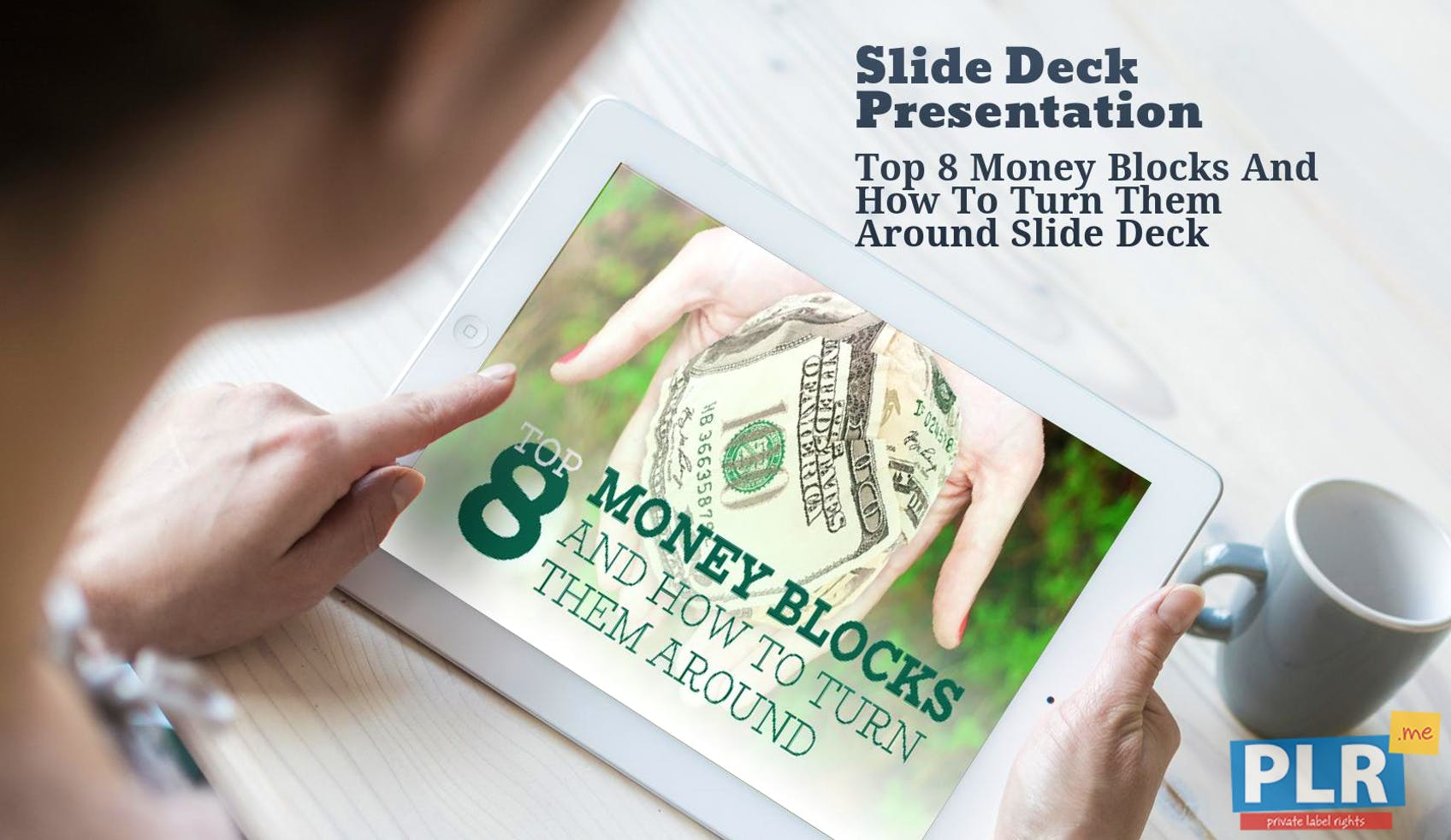 Top 8 Money Blocks And How To Turn Them Around Slide Deck
