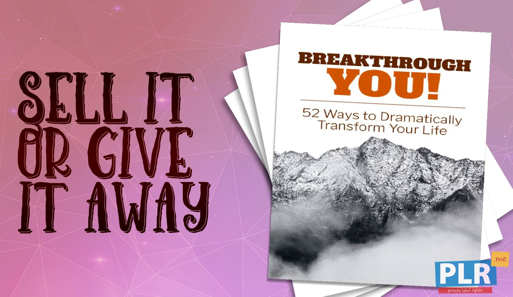 Breakthrough You 52 Ways To Dramatically Transform Your Life