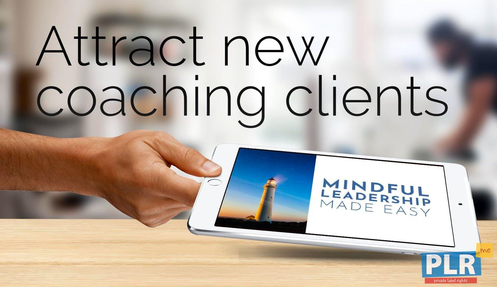 Mindful Leadership Made Easy Slide Deck