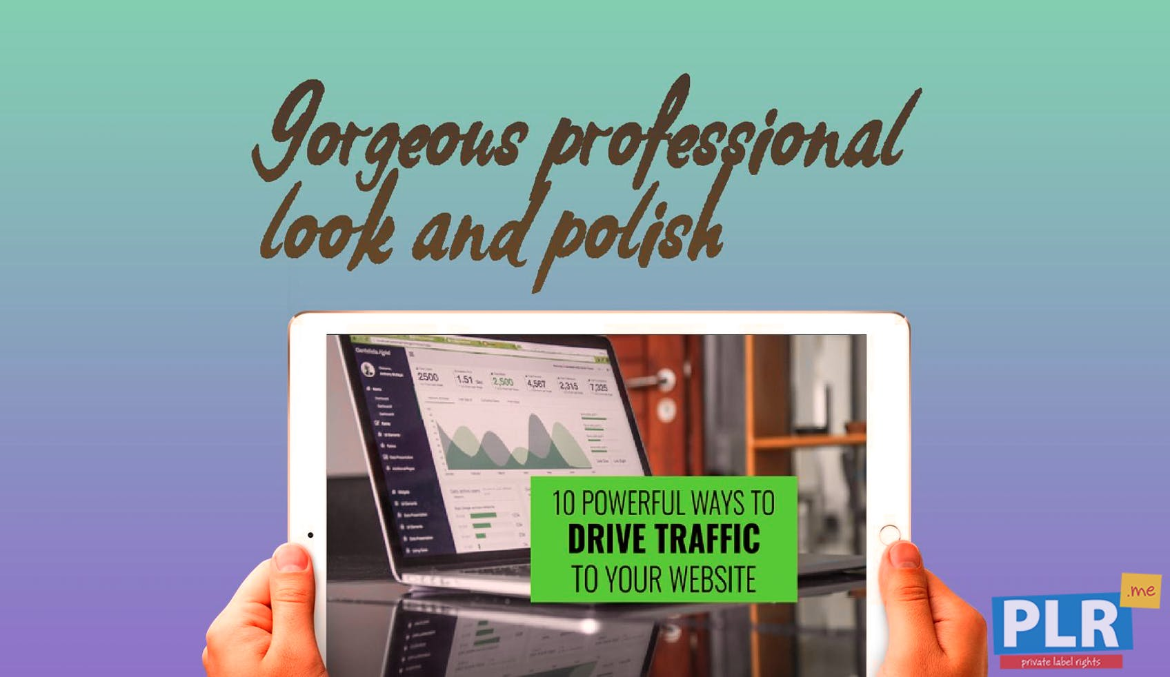 10 Powerful Ways To Drive Traffic To Your Website - Slide Deck