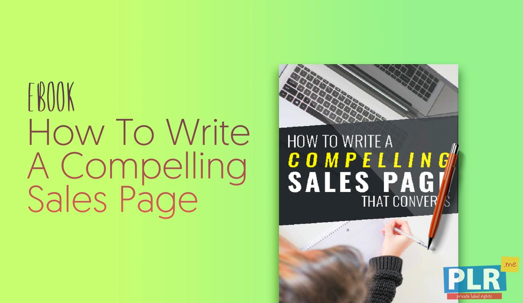 How To Write A Compelling Sales Page