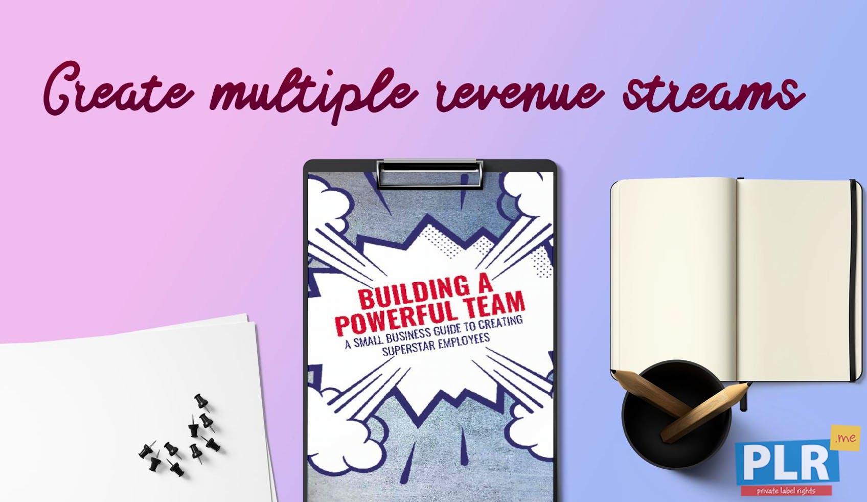 Building A Powerful Team