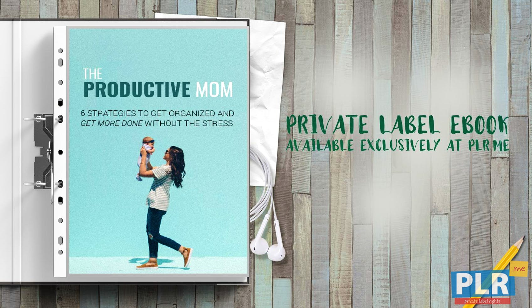 The Productive Mom