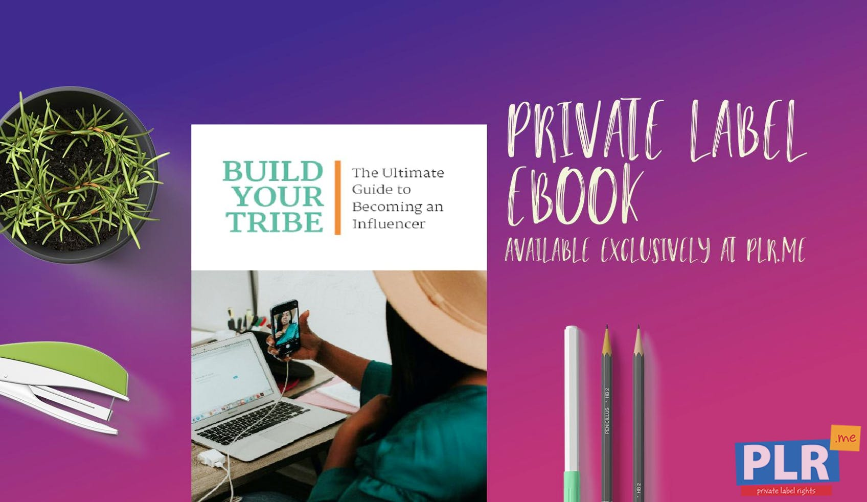 Build Your Tribe - The Ultimate Guide To Becoming An Influencer