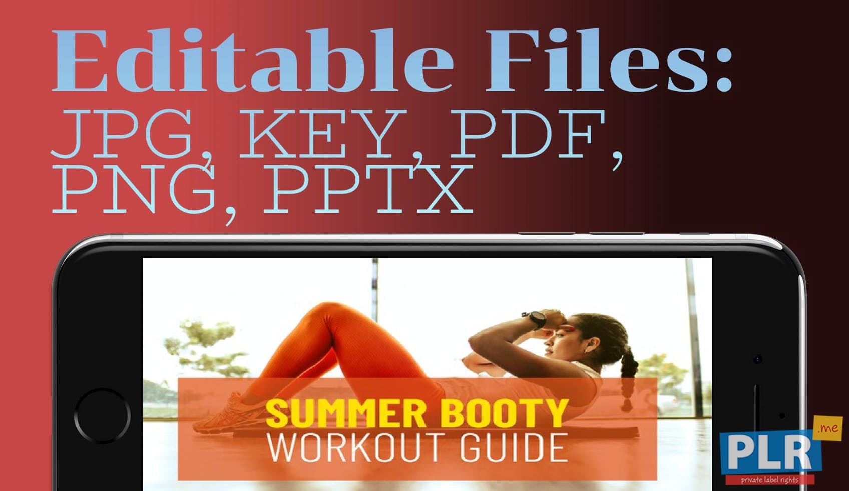 Summer Booty Workout Guide Slide Deck