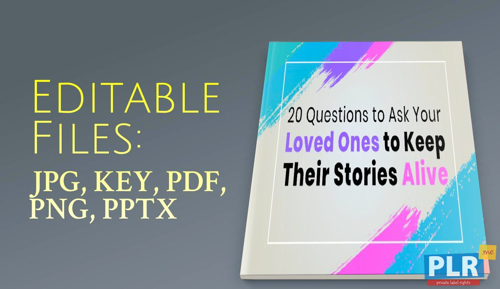 20 Questions To Ask Your Loved Ones To Keep Their Stories Alive