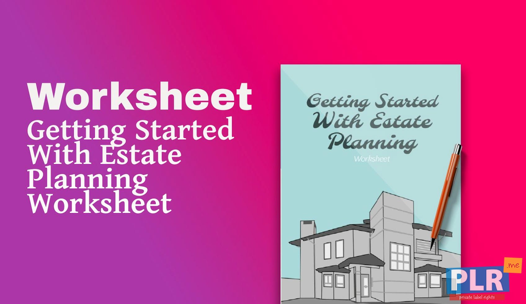 Getting Started With Estate Planning Worksheet