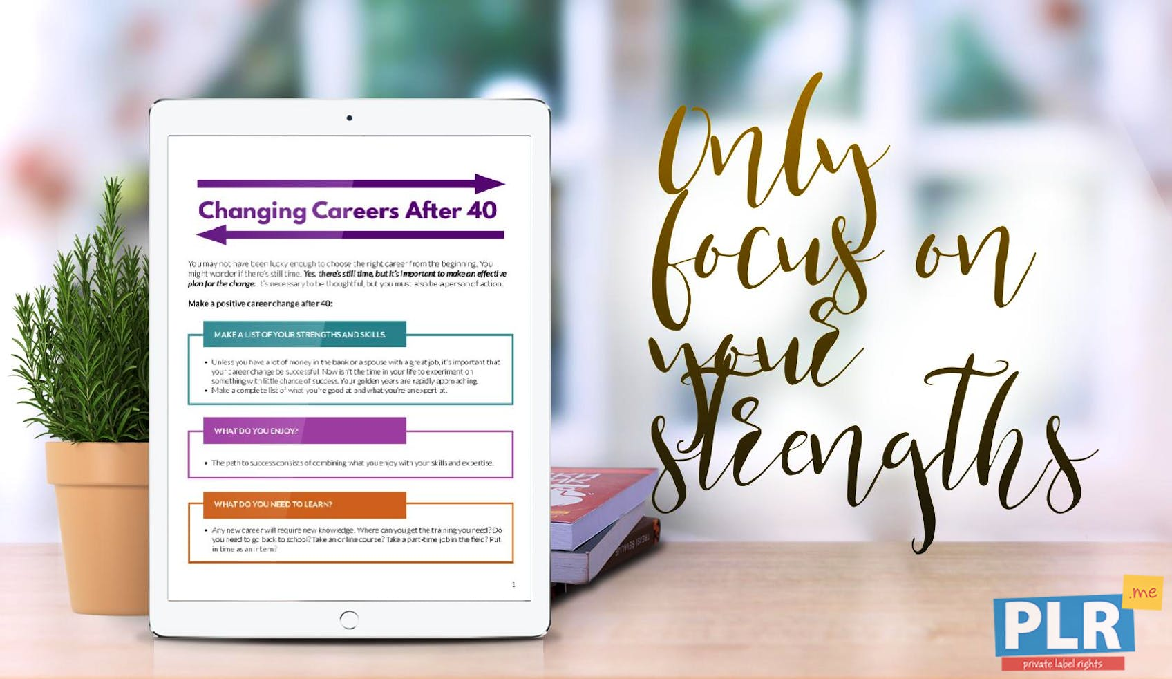 Changing Careers After 40