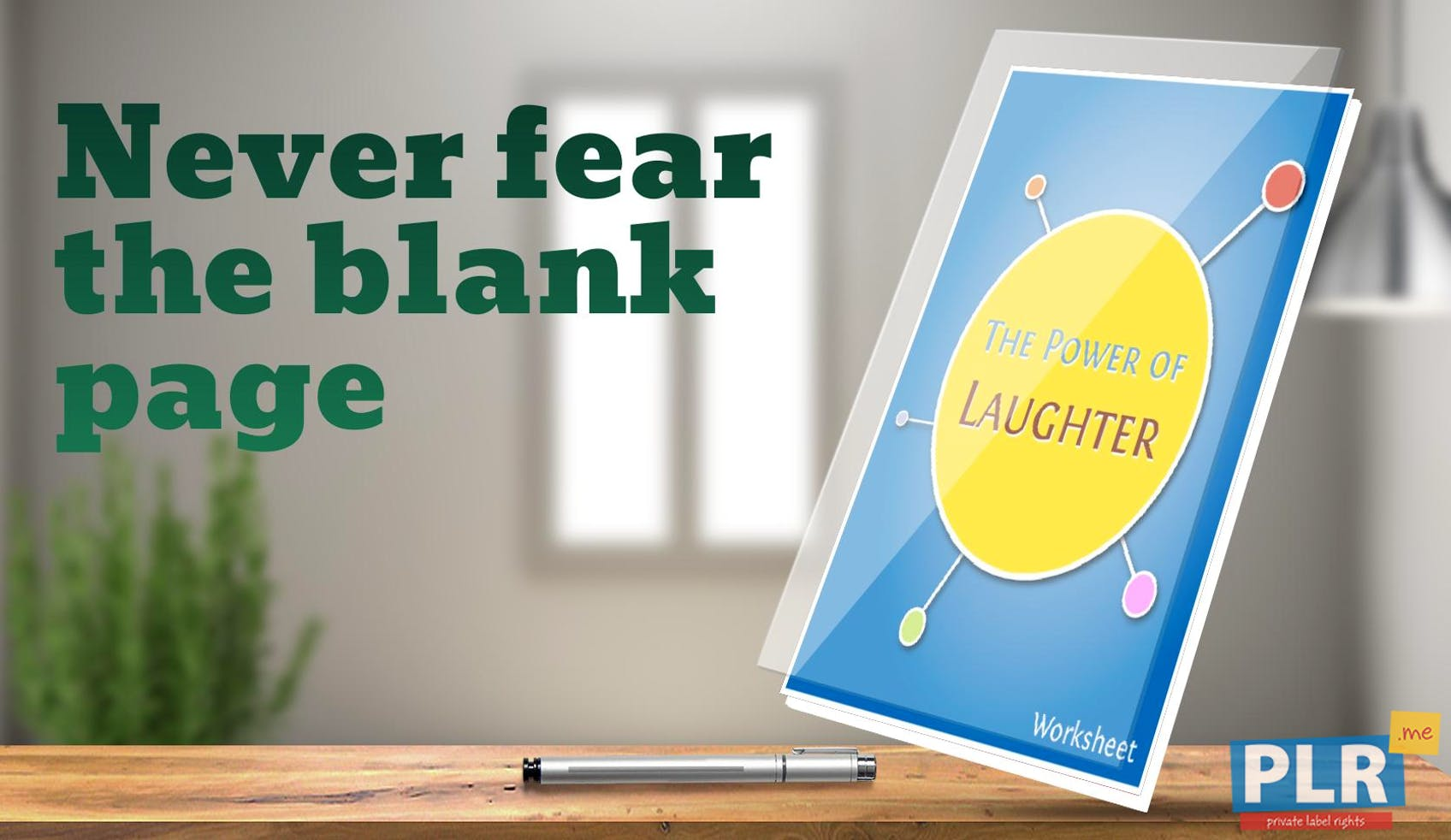 The Power Of Laughter Worksheet