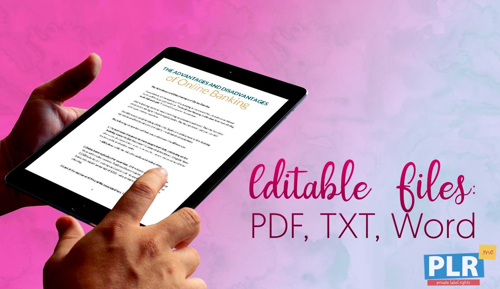 e banking advantages and disadvantages pdf