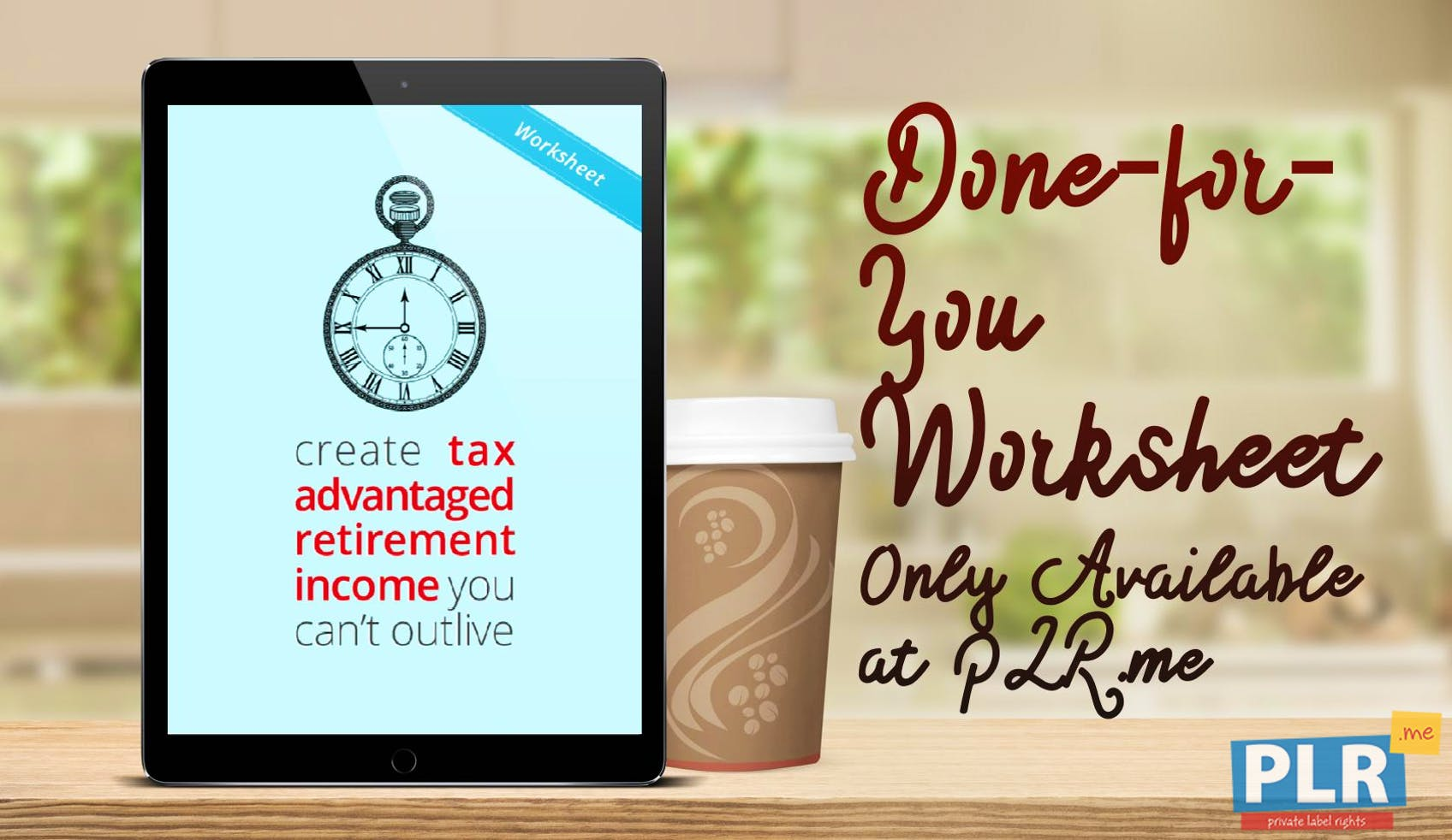 Create Tax Advantaged Retirement Income You Cant Outlive Worksheet