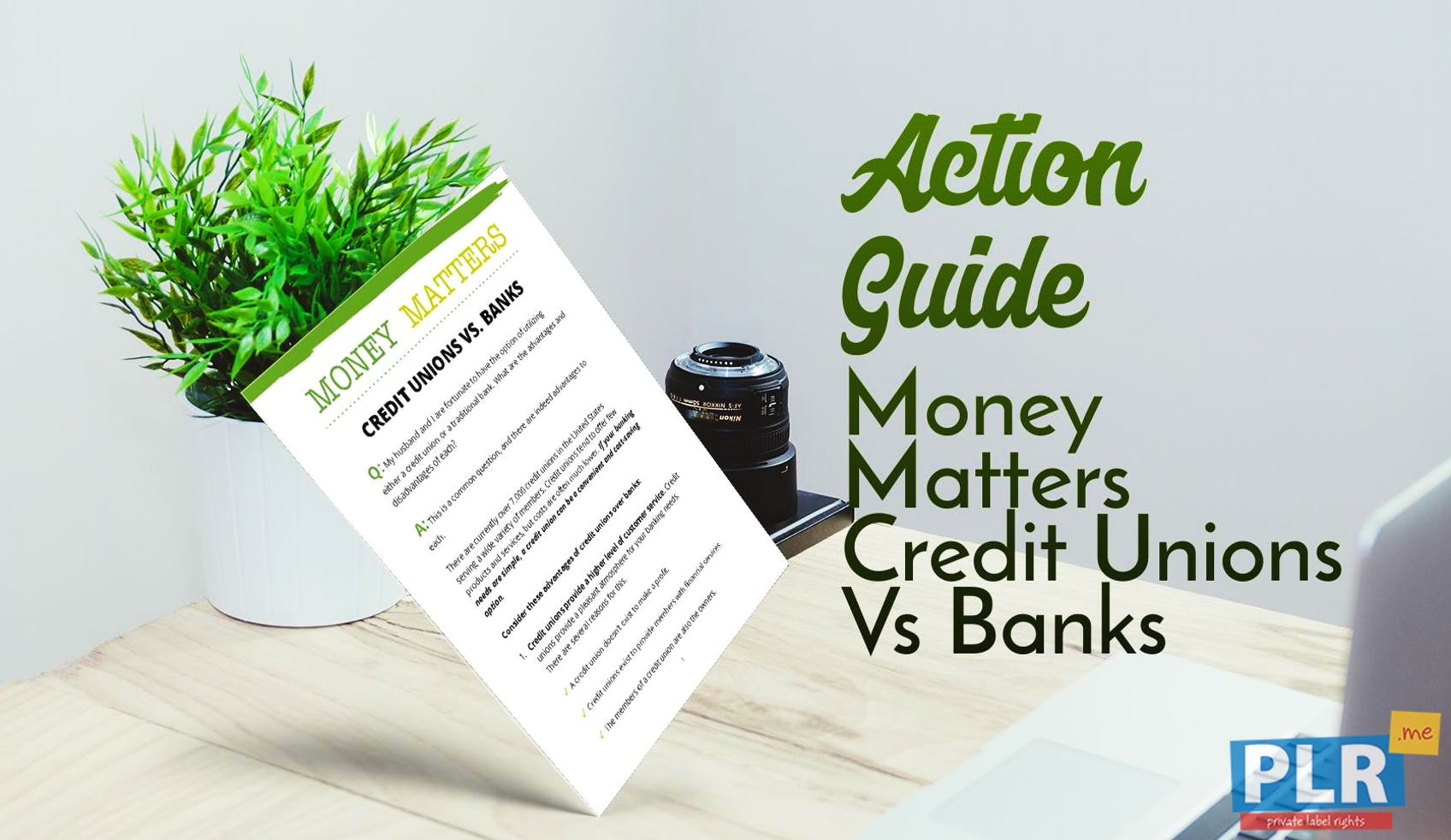 Money Matters Credit Unions Vs Banks