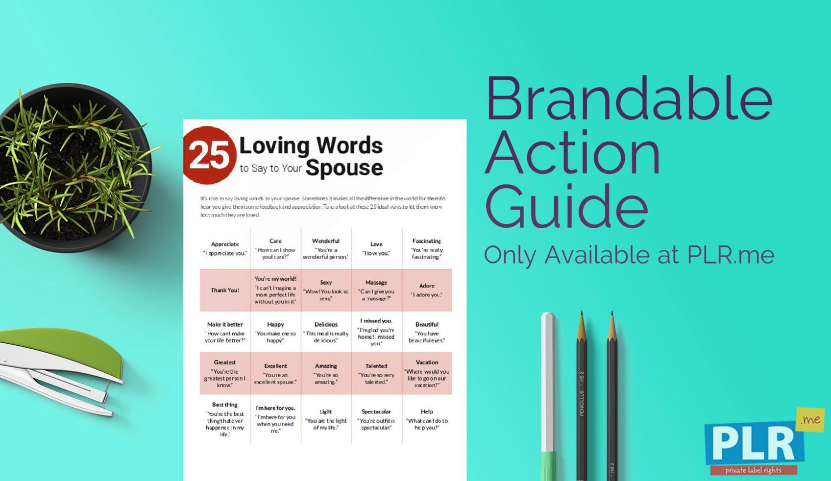 25 Loving Words To Say To Your Spouse