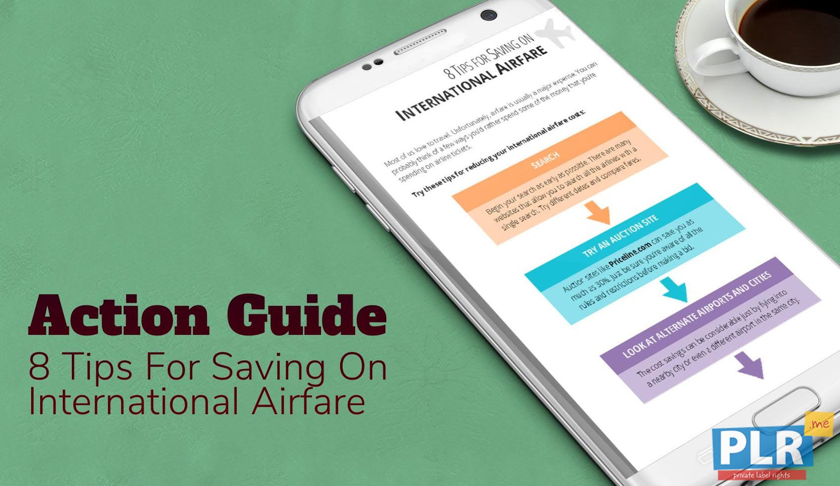 8 Tips For Saving On International Airfare