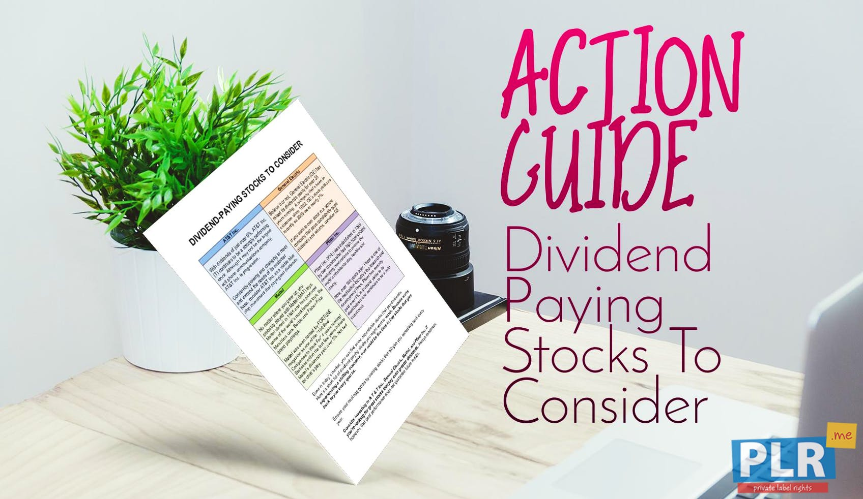 Dividend Paying Stocks To Consider