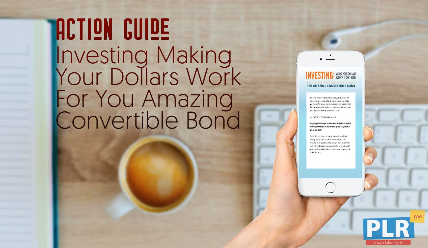 Investing Making Your Dollars Work For You Amazing Convertible Bond