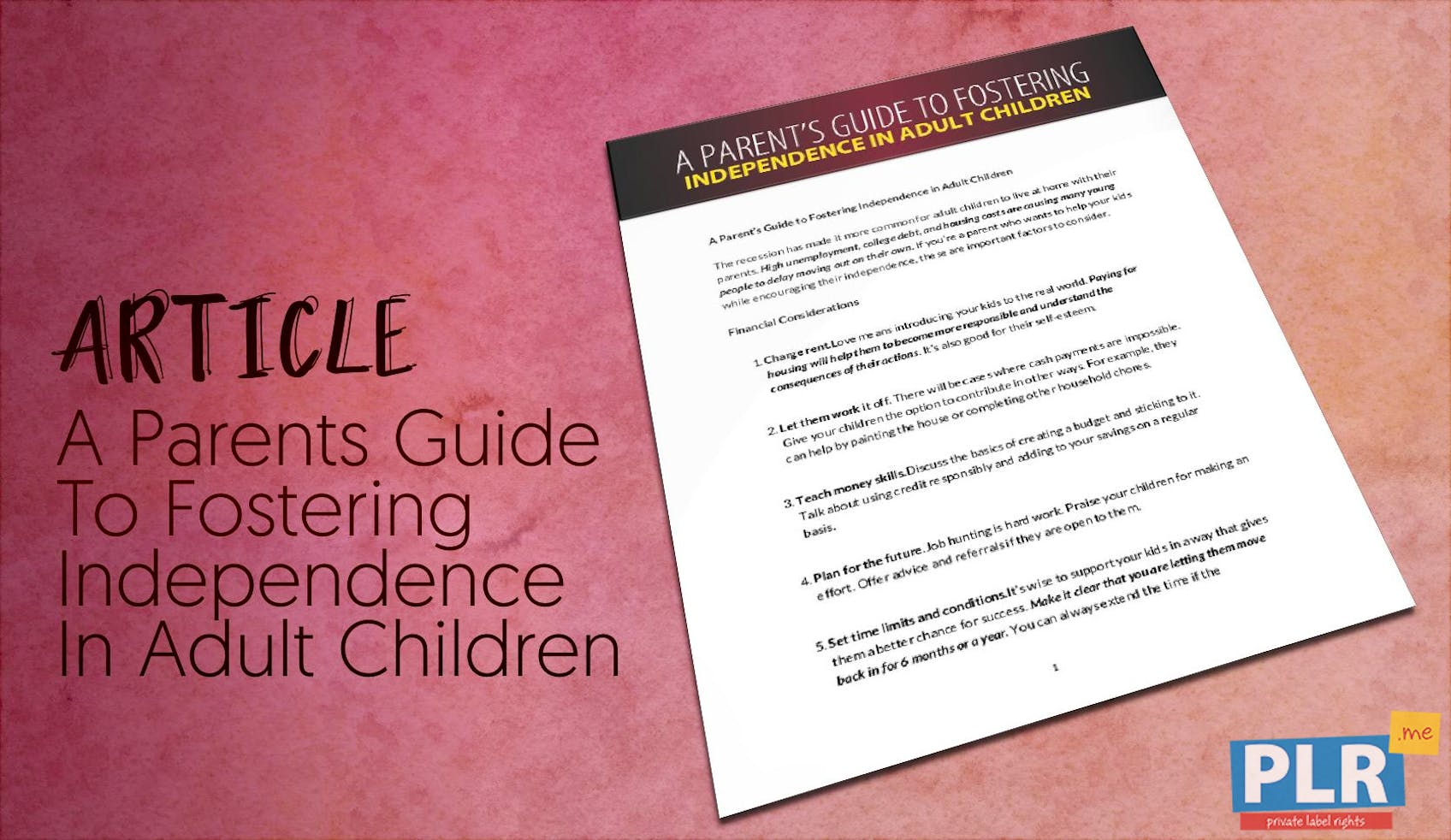 goodwill hunting parent guide