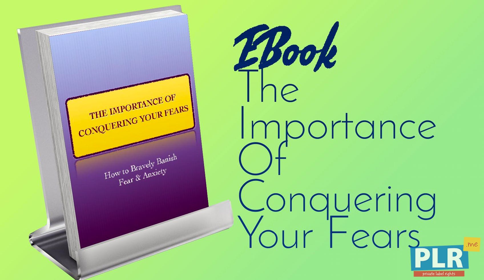 The Importance Of Conquering Your Fears