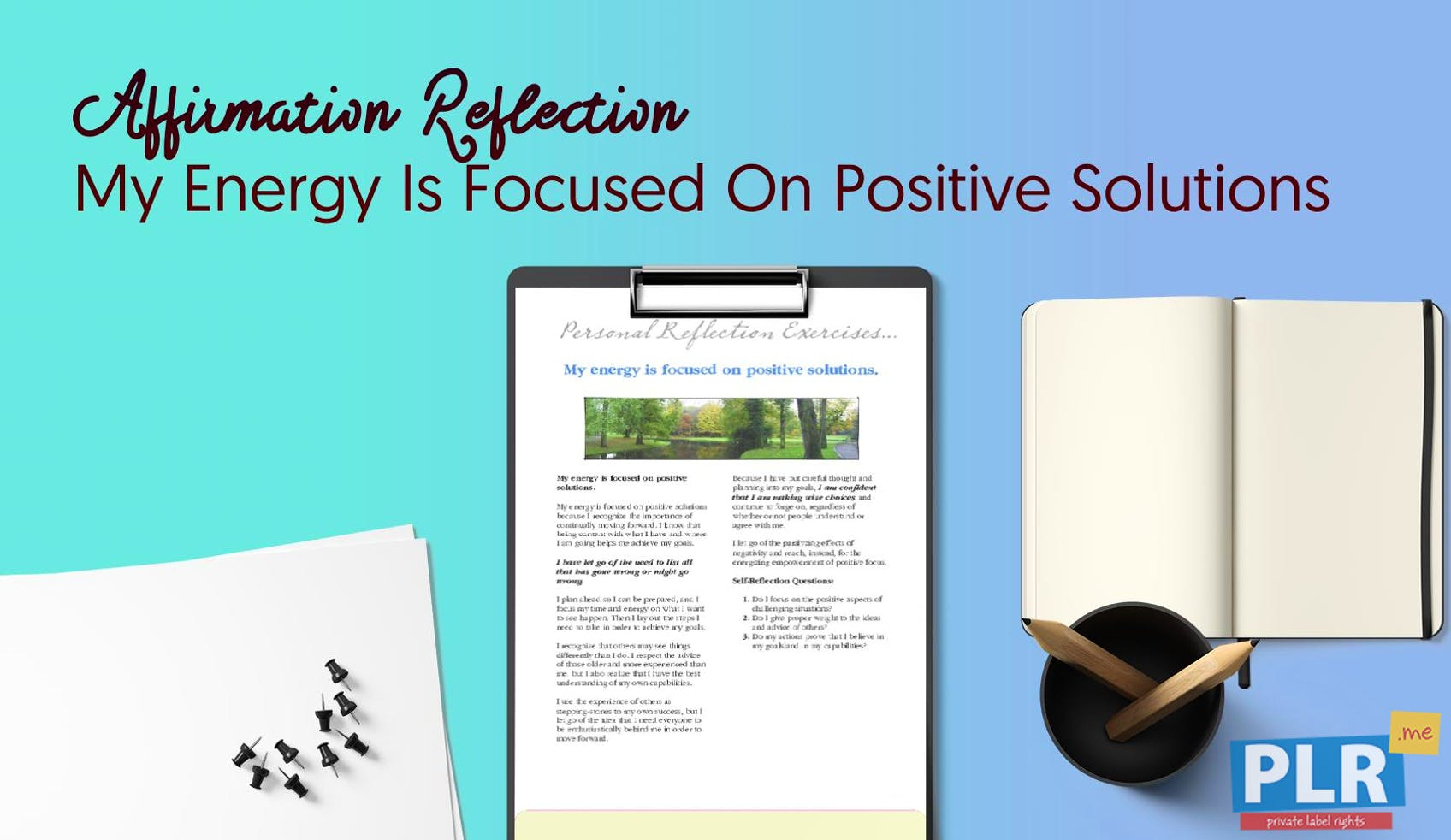 My Energy Is Focused On Positive Solutions
