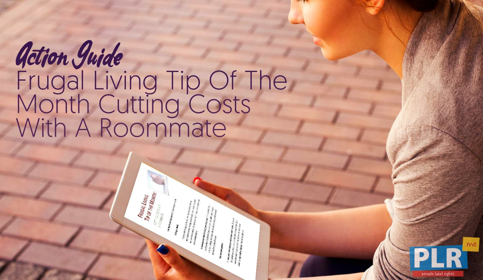 Frugal Living Tip Of The Month Cutting Costs With A Roommate