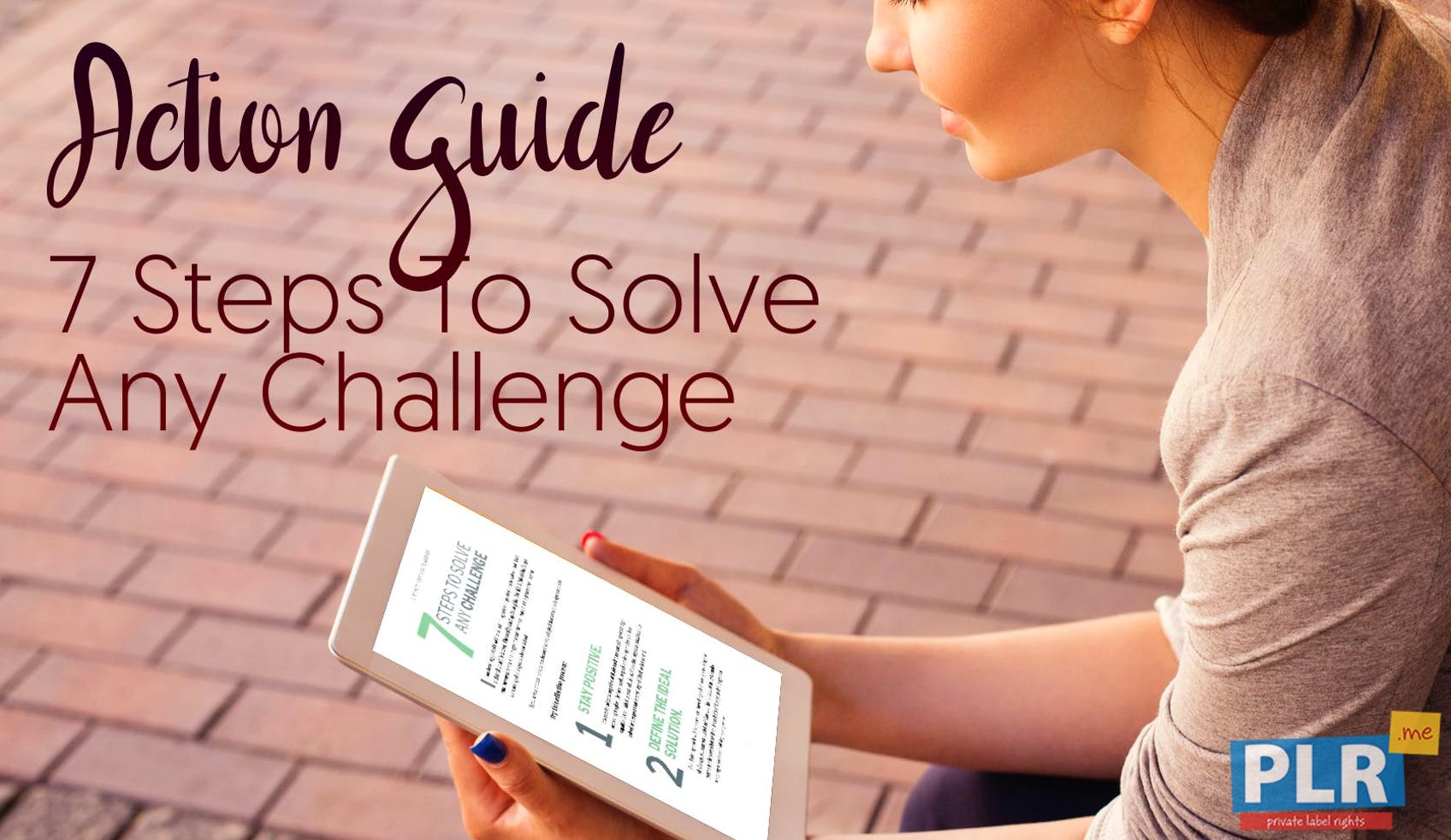 7 Steps To Solve Any Challenge